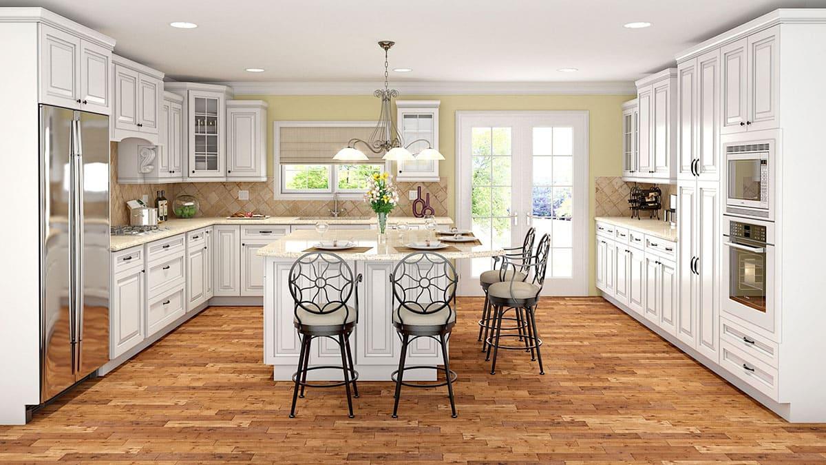 Perfect Creative_kitchen Aspen Kitchen Cabinet Style