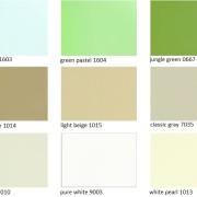green pastel 1604