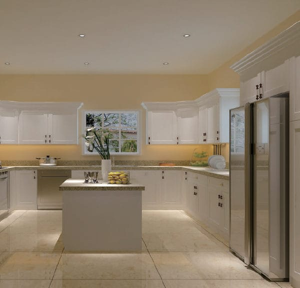Kitchen Cabinets Pompano Beach: Liberty Shaker